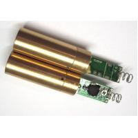 Quality 532nm 20mw Green Dot Laser Diode Module For Laser Pointer ,Laser Stage Light ,Electrical Tools And Leveling Instruments for sale