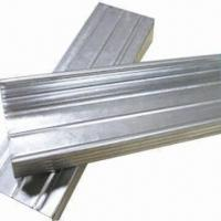 Buy cheap Ceiling T-bar in Various Sizes, Available in 22 x 20 x 3000mm Wall Angle Size from wholesalers
