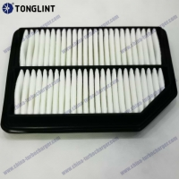 Quality Heat Cured Cotton Acura Honda 17220-PV1-000 Automobile Air Filter for sale