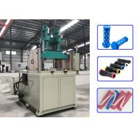 Quality 2 Colors Automatic Injection Moulding Machine For Plastic Handlebar Grips for sale