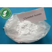 Quality Top quality 99% Anabolic White Steroid Powder Clostebol Acetate For Muscle Gowth for sale