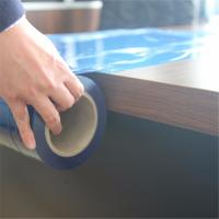 Quality Temporary Plastic PE Protective Film For Furniture Surface Self Adhesive Anti Dust for sale