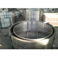 EN10084 18CrMo4 DIN 1.7243 ASTM A572 Grade12 Gr11 Forged Ring Bar Machined for sale