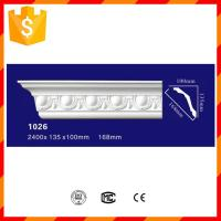 High strength waterproof PU cornices for interior decorations