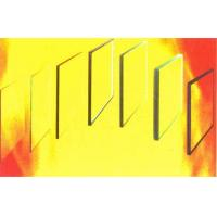Quality Safey Fire Resistant Glass Fire Rated Glass With 10mm Thickness for sale