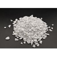 Quality High refractoriness Tabular Alumina , High Mechanical Strength Refractory Raw Materials for sale