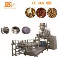 Quality Dog Pet Food Processing Line 150-5000 Kg/h Capacity Fully Stainless Steel for sale