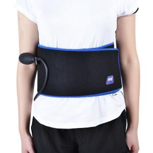 Quality Non Toxic Lower Back Compression Wrap , Flexible Back Compression Belt for sale