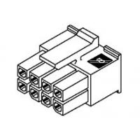 Quality Custom Double Row Wire To Wire Connectors Receptacle Crimp Housings for sale