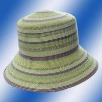 Buy cheap Toyo Paper Braid Hats In Multicolor 10/212 from wholesalers