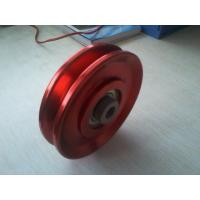 Quality Fitness Equipment Metal Pulley Wheel Colorful for sale