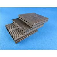 China Composite Wood Decking Composite Deck Boards Galling Embossing on sale