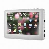 Quality 4.3-inch MP5 Player with Multi-touch-gesture Touch Screen, Supports MP3 Player, WMA, FLAC and APE for sale