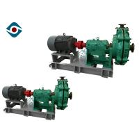 Double Casing High Pressure Slurry Pump , End Suction Mud Pump with Flush Seal