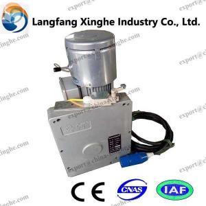 LTD63 hoisting motor  for suspended platform ZLP630