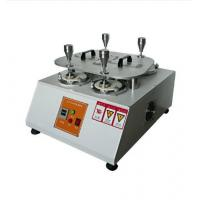 Quality Martindale Abrasion and Pilling Tester , Martindale Abrasion Tester / Testing Machine for sale