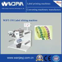 Quality Automatic Label Slitting Machine (WJFT-350) for sale