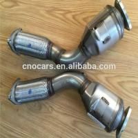 Quality Front Ceramic Honeycomb Car Catalytic Converter Price for Cayenne 95511302101 955113022AX 95511302201 for sale