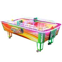 Quality EPARK Air hockey L Size Curved Table coin amusement game machinefor sale for sale