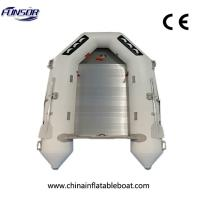 China PVC Foldable Inflatable Boat M Series For Fishing , Folding Inflatable Boat on sale