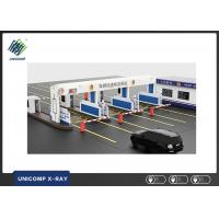 Quality IP68 Light Vehicles X Ray Screening Station Security Check Equipment With RPID Technique for sale