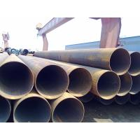 China Astm A572 Gr.50 Welded Erw Carbon Steel Pipe on sale