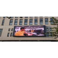 Buy cheap SMD Advertising Led Display Screen 1R1G1B Pixel Large Viewing Angle Module Size from wholesalers