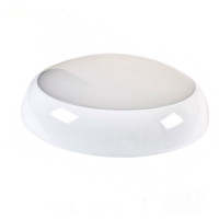 Quality Ni MH Battery Ceiling LED Panel Lights SMD Oyster Fixture Dimmable for sale