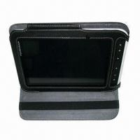Quality Real or PU Stand Leather Case Cover for Pocketbook A7 Tablet 7 Inches for sale