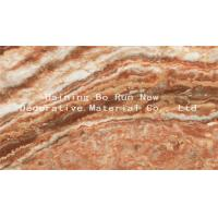 Quality Custom Patterned PET Marble Adhesive Paper Decorative Films For Windows for sale