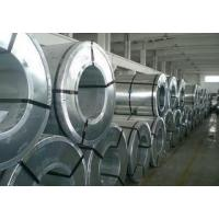 Quality PPGI HDG GI SECC DX51 ZINC Cold Rolled Galvanized Steel Coil / Strip Zinc Coating for sale