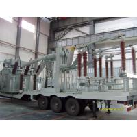 Quality 16kv Prefabricated Mobile Transformer Substation Electrical Power Substation for sale