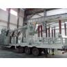 16kv Prefabricated Mobile Transformer Substation Electrical Power Substation for sale