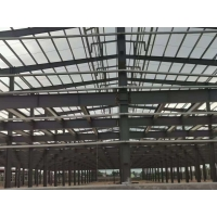 Buy cheap Mezzanine Floor Office Construction Steel Structure Long Span Easy Install from wholesalers