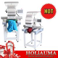 Quality New technology one head high speed barudan embroidery machine for sale