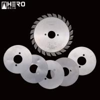 Quality Small Scoring Saw Blade , Thin Kerf Circular Saw Blade Crn Coating Treatment for sale