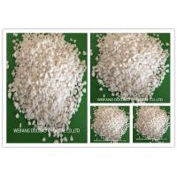Quality Agriculture Grade Nitrogen Ammonium Chloride Fertilizer With Corrosivity for sale