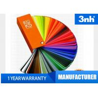 Quality Classic Ral Paint Color Cards Semi Matte / Gloss Surface For Printing Industry for sale