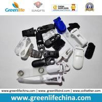Quality High Quality Plastic ABS/PC Snap Clips/Alligator Clips White/Black/Clear Colors for sale