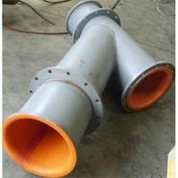 China Wear resistance rubber lining hoses on sale