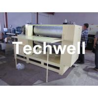 Quality 1200 / 1220 / 1250mm MDF Embossing Machine With Temperature Control System for sale