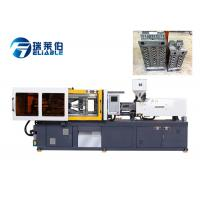 Quality 5500 Kn Sole Injection Machine , Mini Injection Molding Machine For Plastic for sale