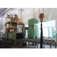 Quality Blast Cleaning Equipment / Automatic Shot Blasting Machine Roller Way Type for sale