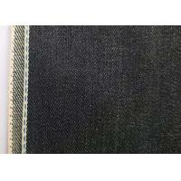 """Quality 99%C 1%SP Composition Stretch Denim Fabric Selvage Edge W180203 32/33"""" Width for sale"""