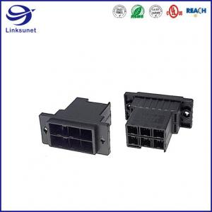 Quality Dynamic D 5200 10.16mm 2 rows Connector for Industrial process control Wire Harness for sale