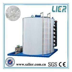 1T 2T 3T 5T 10T 15T 20T Flake Ice Evaporator Stainless Steel 2 Year Warranty