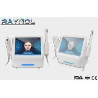 Quality Beauty Equipment 2 Handles HIFU Machine for Face Lift and Vaginal Rejuvenation for sale