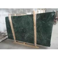 Quality Indian Green marble dining tables / Polished marble wall tiles for sale