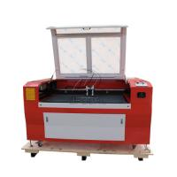 China Low Cost  Co2 Laser Engraving Cutting Machine for Stainless Steel /Acrylic/ Leather/ Wood with Double Heads on sale