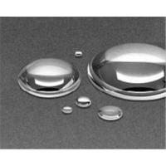 Quality UV-Grade Fused Silica  Plano-Convex Spherical Lenses for sale